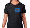 Ladies T-Shirt, Black