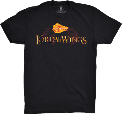 "Buffalo Vol. 8, Shirt 19: ""Lord of the Wings"""