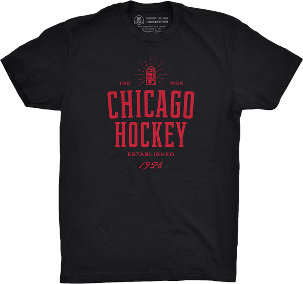 "Chicago Vol. 4, Shirt 25: ""Light the Lamp"""