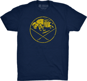 "Buffalo Vol. 5, Shirt 3: ""Laser Swords"""