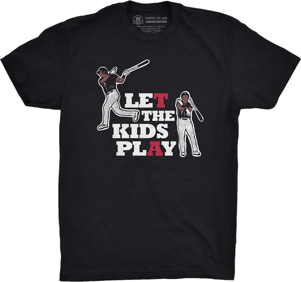 "Chicago Vol. 5, Shirt 10: ""Let the Kids Play"""