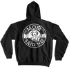 """Mom Said No"" zip-up hoody"