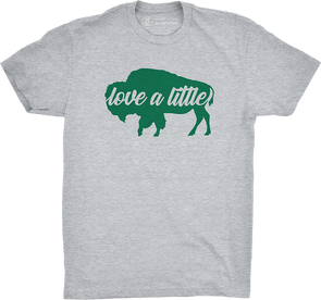 "Buffalo Special Edition: ""Love a Little"""