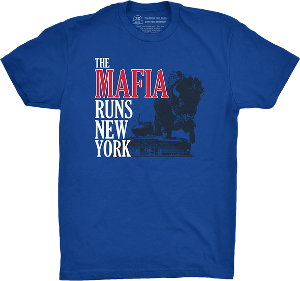 "Special Edition: ""The Mafia Runs New York"""
