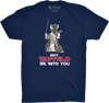 "Buffalo Vol. 3, Shirt 4: ""May Buffalo Be With You"""