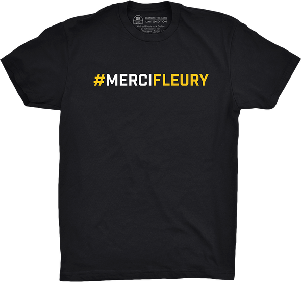 "Special Edition: ""#MerciFleury"""