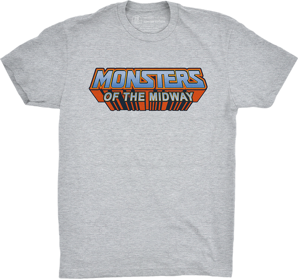 "Chicago Vol. 4, Shirt 22: ""Monsters of the Universe"""