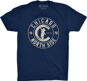 "Chicago Vol. 2, Shirt 3: ""North Side Vintage"""