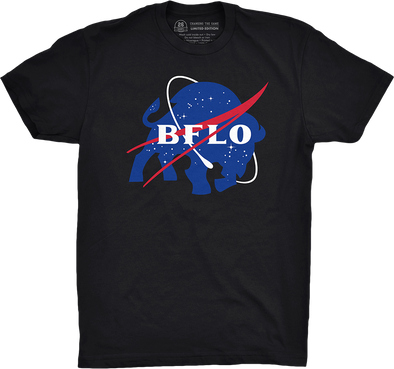"Buffalo Vol. 7, Shirt 3: ""Out of This World"""