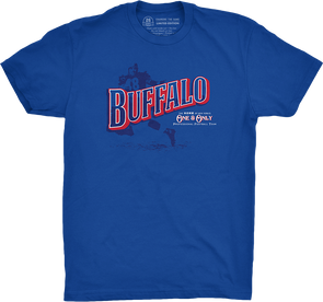 "Buffalo Vol. 6, Shirt 3: ""One & Only"""