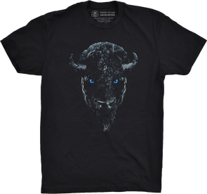 "Buffalo Vol. 6, Shirt 12: ""The Night Bison"""