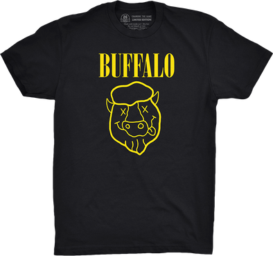 "Buffalo Vol. 7, Shirt 9: ""Smells Like Queen City"""