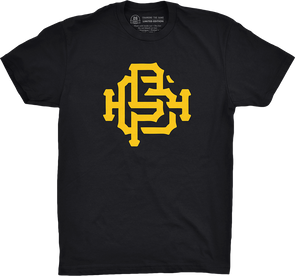 "Pittsburgh Vol. 3, Shirt 12: ""PGH Monogram"""