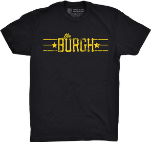 "Limited Availability: ""Pillbox Burgh"""