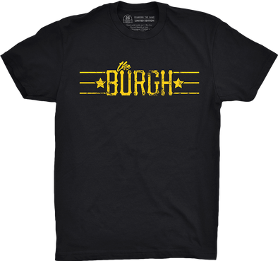 "Special Edition: ""Pillbox Burgh"""