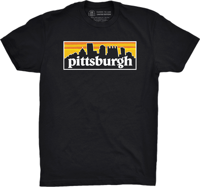 "Pittsburgh Vol. 4, Shirt 25: ""Pittagonia"""