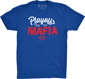 "Buffalo Virtual Pop-Up: ""Playoffs are for the Mafia"""
