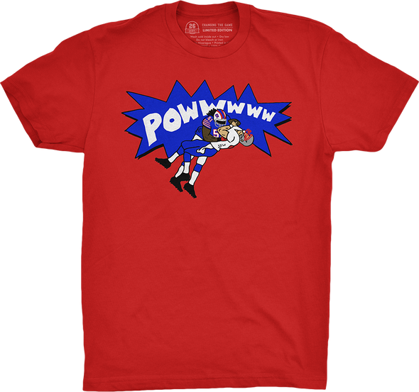 "Buffalo Vol. 1, Shirt 15: ""Powwwww"""