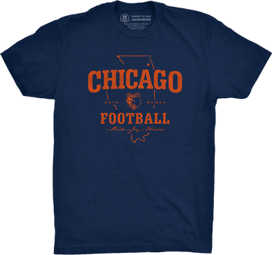 "Chicago Vol. 4, Shirt 23: ""Pride and Joy"""