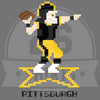 "Pittsburgh Vol. 2, Shirt 6: ""QB PITTSBURGH"""