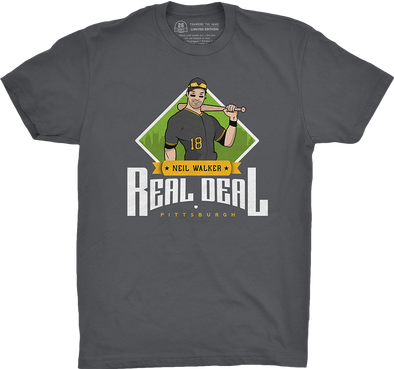 "Pittsburgh Vol. 1, Shirt 2: ""Real Deal"""