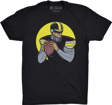 "Pittsburgh Vol. 1, Shirt 9: ""RoboSteel"""