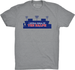 "Buffalo Vol. 5, Shirt 26: ""Still the Ralph"""
