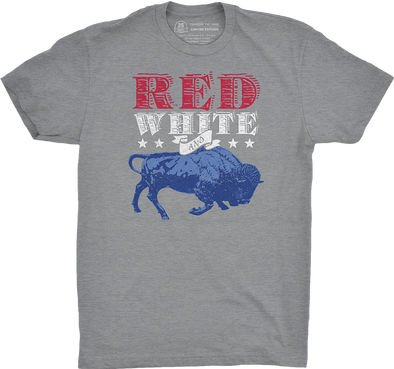 "Special Edition: ""Red, White and Buffalo"""