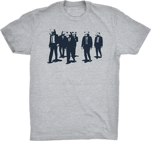 "Chicago Vol. 5, Shirt 19: ""Reservoir Bears"""