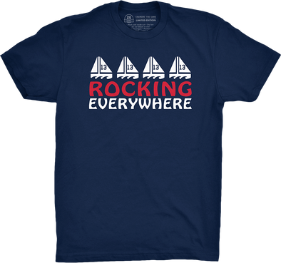 "Chicago Vol. 5, Shirt 14: ""Rocking Everywhere"""