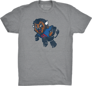 "Buffalo Vol. 7, Shirt 5: ""Run!"""