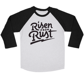 CHARGE: Risen From Rust raglan
