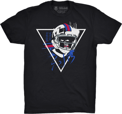 "Buffalo Vol. 5, Shirt 23: ""SJ13"""