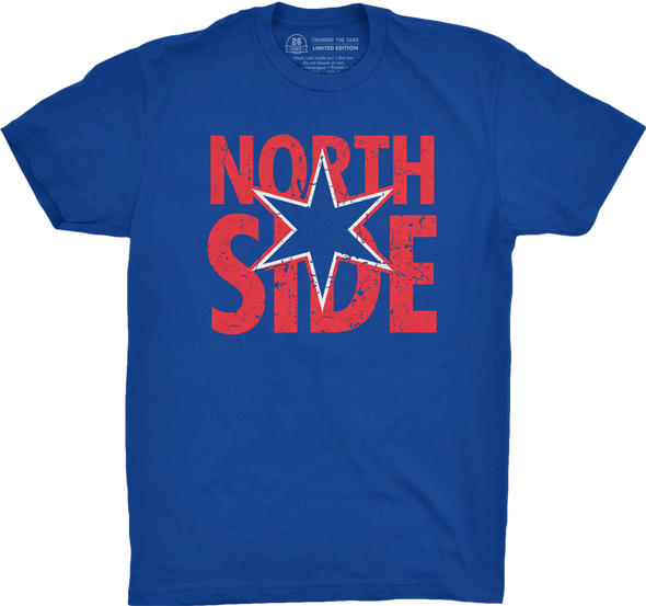 "Chicago Vol. 2, Shirt 12: ""Stars: North Side"""