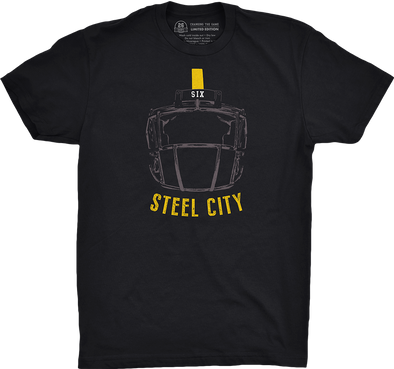 "Pittsburgh Vol. 1, Shirt 3: ""Steel City"""