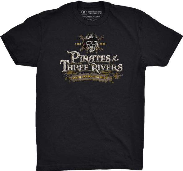 "Pittsburgh Vol. 2, Shirt 19: ""Sailing the North Shore"""