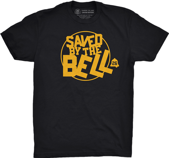 "Pittsburgh Vol. 2, Shirt 9: ""Saved By The Bell"""