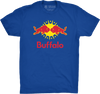 "Buffalo Vol. 7, Shirt 13: ""Serves You Wings"""