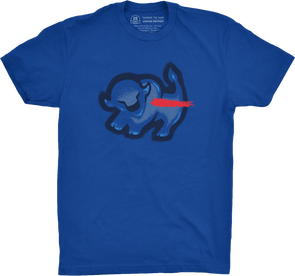 "Buffalo Vol. 6, Shirt 18: ""The Bison King"""