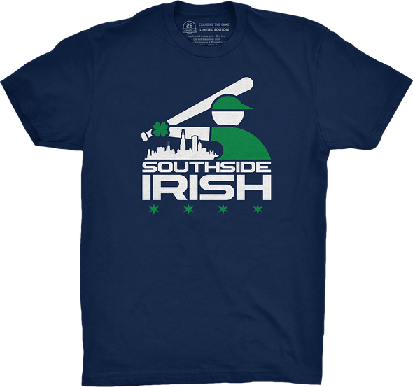 "Limited Availability: ""South Side Irish"""