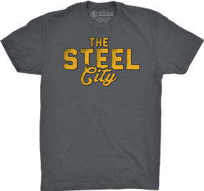 "Pittsburgh Vol. 2, Shirt 4: ""Steel City 2016"""