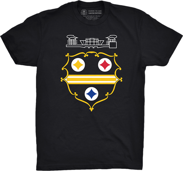 "Pittsburgh Vol. 4, Shirt 14: ""Steel City Proud"""