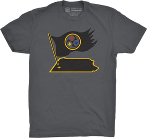 SteelerNation.com Logo Tee