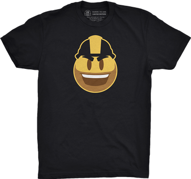 "Pittsburgh Vol. 2, Shirt 24: ""Steelmoji"""