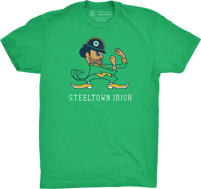"Special Edition: ""Steeltown Irish"""