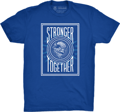 "Buffalo Special Edition: ""Stronger Together"""