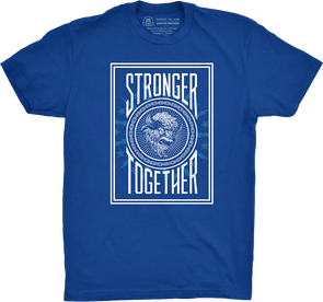 "Limited Availability: ""Stronger Together"""