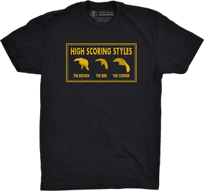 "Pittsburgh Vol. 4, Shirt 4: ""High Scoring Styles"""