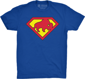 "Buffalo Vol. 6, Shirt 14: ""Super"""