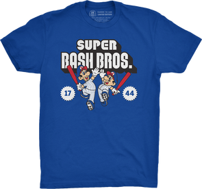 "Chicago Vol. 1, Shirt 15: ""Super Bash Bros."""